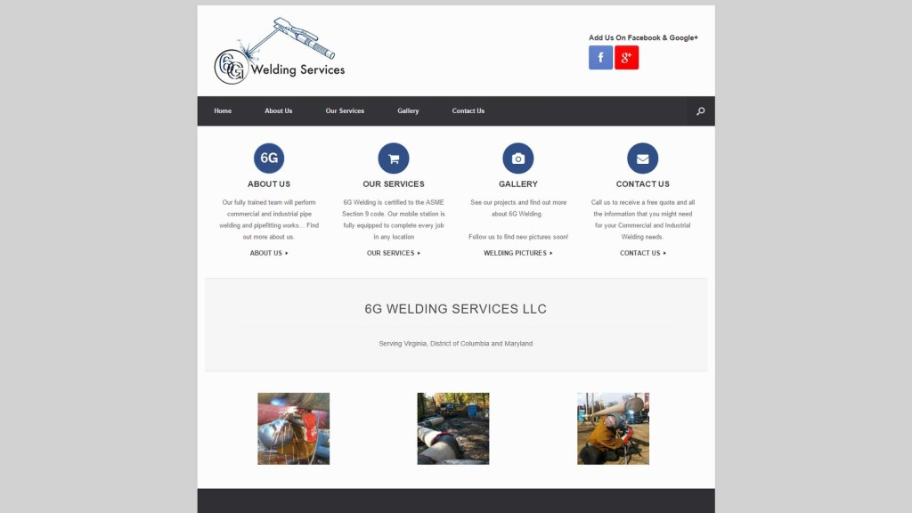 6G Welding Services, LLC