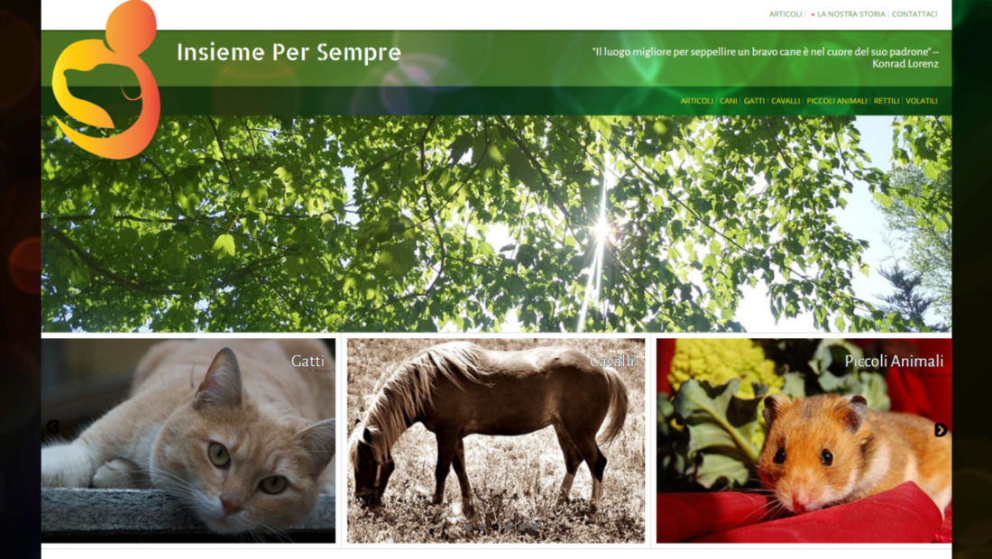 Insieme per Sempre - Animal Lovers