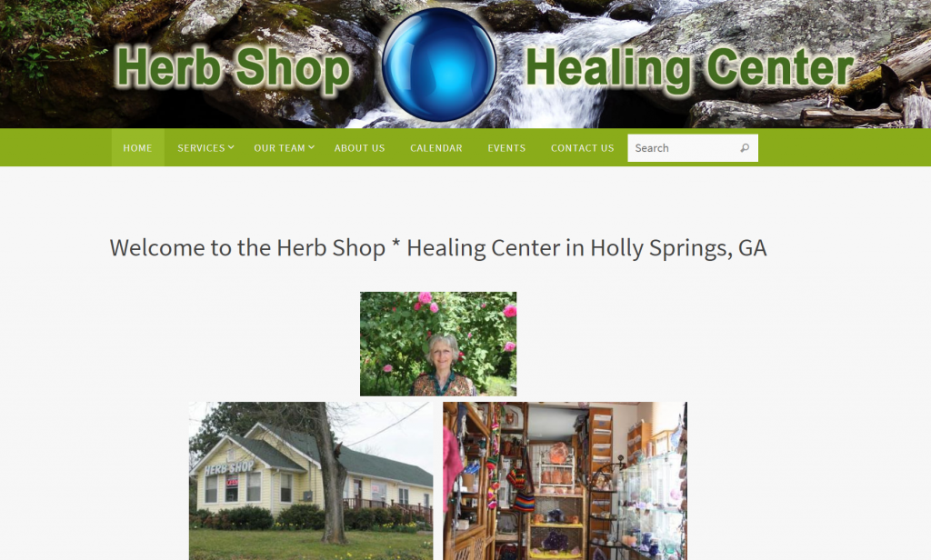 Herb Shop Healing Center