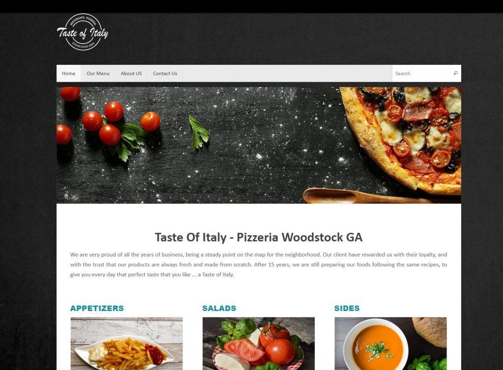Taste of Italy - Restaurant